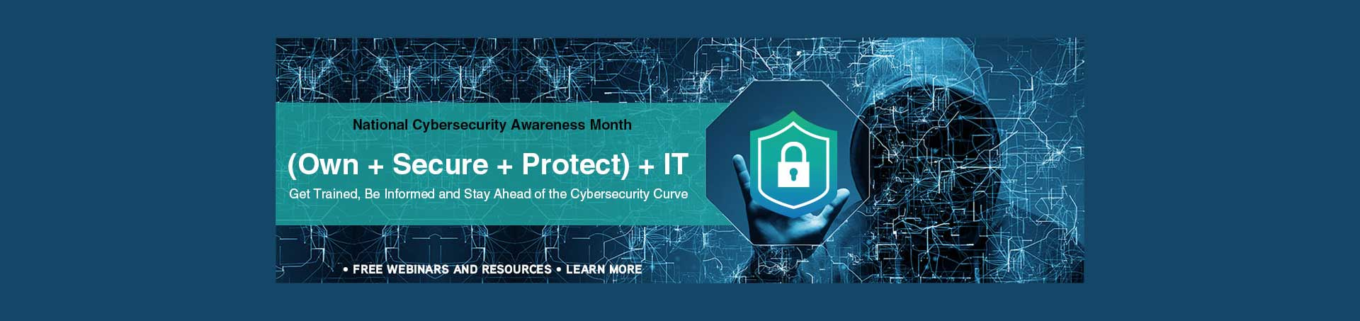 Cybersecurity Promo