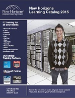 2014 New Horizons Learning Catalog