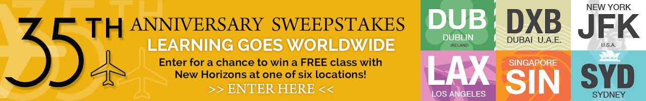 35th Anniversary Sweepstakes